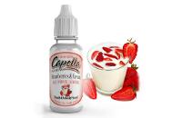 D.I.Y. - 13ml STRAWBERRIES & CREAM eLiquid Flavor by Capella image 1