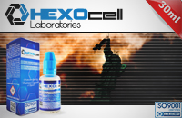 30ml LIBERTY 6mg 80% VG eLiquid (With Nicotine, Low) - eLiquid by HEXOcell image 1