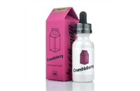 30ml CRUMBLEBERRY 0mg MAX VG eLiquid (Without Nicotine) - eLiquid by The Vaping Rabbit image 1