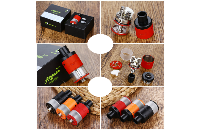 ATOMIZER - GEEK VAPE Avocado 22mm RDTA Special Edition ( Black ) image 4