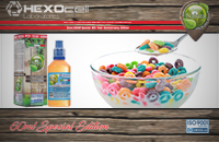 60ml CEREAL BLAST SPECIAL EDITION 3mg High VG eLiquid (With Nicotine, Very Low) - Natura eLiquid by HEXOcell image 1