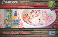 60ml CEREAL BLAST SPECIAL EDITION 9mg High VG eLiquid (With Nicotine, Medium) - Natura eLiquid by HEXOcell image 1