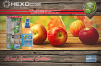 60ml FOREST APPLEZ SPECIAL EDITION 3mg High VG eLiquid (With Nicotine, Very Low) - Natura eLiquid by HEXOcell image 1