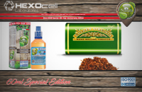 60ml VIRGINIA SPECIAL EDITION 3mg High VG eLiquid (With Nicotine, Very Low) - Natura eLiquid by HEXOcell image 1