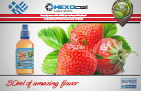 D.I.Y. - 30ml STRAWBERRY 0mg 65% VG TPD Compliant Shake & Vape eLiquid by Natura image 1