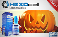30ml HALLOWEEN FREAK 3mg 80% VG eLiquid (With Nicotine, Very Low) - eLiquid by HEXOcell image 1