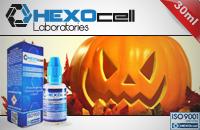 30ml HALLOWEEN FREAK 6mg 80% VG eLiquid (With Nicotine, Low) - eLiquid by HEXOcell image 1