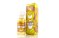 30ml HONEY BEAR 3mg 80% VG eLiquid (With Nicotine, Very Low) - eLiquid by Marina Vape image 1