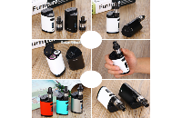 KIT - Eleaf Pico Dual Full Kit ( Black ) image 5