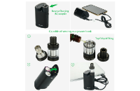 KIT - Eleaf Pico Dual Full Kit ( Black ) image 6