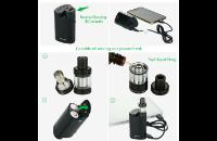 KIT - Eleaf Pico Dual Full Kit ( Green ) image 6