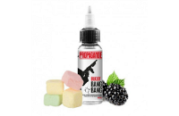 D.I.Y. - 40ml BUGSY 0mg Max VG TPD Compliant Shake & Vape eLiquid by Propagande image 1