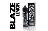 D.I.Y. - 40ml BLAZE LEMON 0mg High VG TPD Compliant Shake & Vape eLiquid by Dominate image 1