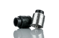 ATOMIZER - COUNCIL OF VAPOR Royal Hunter X ( Black ) image 1