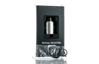 ATOMIZER - COUNCIL OF VAPOR Royal Hunter X ( Black ) image 2