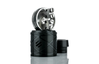 ATOMIZER - COUNCIL OF VAPOR Royal Hunter X ( Black ) image 7