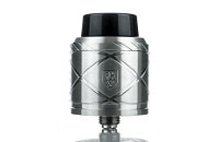 ATOMIZER - COUNCIL OF VAPOR Royal Hunter X ( Black ) image 4
