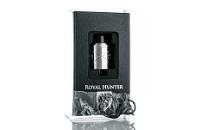 ATOMIZER - COUNCIL OF VAPOR Royal Hunter X ( Silver ) image 2