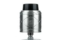 ATOMIZER - COUNCIL OF VAPOR Royal Hunter X ( Silver ) image 3