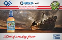 D.I.Y. - 30ml DESERT SHIP 0mg 65% VG TPD Compliant Shake & Vape eLiquid by Natura image 1