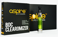 ATOMIZER - ASPIRE CE5 BDC Clearomizer - 2.0ML Capacity, 1.8 ohms - 100% Authentic ( Green ) image 2