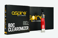 ATOMIZER - ASPIRE CE5 BDC Clearomizer - 2.0ML Capacity, 1.8 ohms - 100% Authentic ( Red ) image 2
