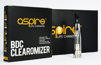 ATOMIZER - ASPIRE CE5 BDC Clearomizer - 2.0ML Capacity, 1.8 ohms - 100% Authentic ( Transparent ) image 2