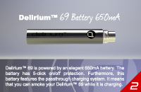 KIT - delirium 69 Premium (Single Kit) image 4