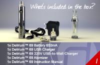 KIT - delirium 69 Premium (Single Kit) image 3
