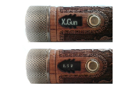 KIT - VISION X.Fir X.Gun VV / VW 18650 2600mA Wooden Mod Battery ( 3-6V / 3-12W ) - 100% Authentic image 8