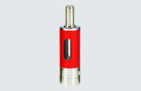 ATOMIZER - KANGER Mow / eMow Upgraded V2 BDC Clearomizer ( Red ) - 1.5 Ohms / 1.8ML Capacity - 100% Authentic image 1