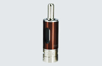 ATOMIZER - KANGER Mow / eMow Upgraded V2 BDC Clearomizer ( Brown ) - 1.5 Ohms / 1.8ML Capacity - 100% Authentic image 1