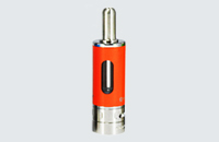 ATOMIZER - KANGER Mow / eMow Upgraded V2 BDC Clearomizer ( Orange ) - 1.5 Ohms / 1.8ML Capacity - 100% Authentic image 1