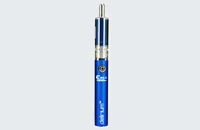 KIT - Kanger Aerotank Mow & delirium Cell 1300mAh Battery ( Variable Airflow eGo / eVod APV Kit - Blue ) image 1