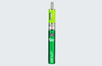 KIT - Kanger Aerotank Mow & delirium Cell 1300mAh Battery ( Variable Airflow eGo / eVod APV Kit - Green ) image 1