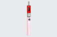 KIT - Kanger Aerotank Mow & delirium Cell 1300mAh Battery ( Variable Airflow eGo / eVod APV Kit - Pink ) image 1