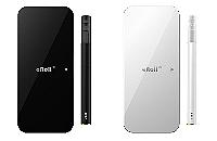 KIT - JOYETECH eRoll Automatic / No Button Electronic Cigarette ( White ) - 100% Authentic image 4