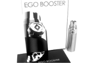 VAPING ACCESSORIES - Artisan eGo Battery Booster 3.3V - 4.7V ( Stainless ) image 1