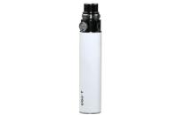 BATTERY - LIFE 650mA High Quality eGo Battery ( White ) image 1