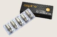 ATOMIZER - 5x BVC Atomizer Heads for ASPIRE K1, CE5, ET-S & Vivi Nova-S ( 1.6 ohms ) - 100% Authentic image 1