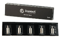 ATOMIZER - 5x JOYETECH eGo-C Atomizer Heads ( compatible with all e-cigarettes that use eGo-C heads; eGo-C, Eroll, etc ) image 1