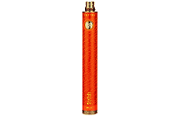BATTERY - VISION / VAPROS Stylish V1 1300mA Variable Voltage Battery ( Orange ) image 1