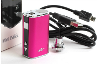 KIT - Eleaf Mini iStick 10W - 1050mA VV ( Red ) image 1