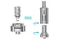 ATOMIZER - Joyetech Delta II LVC Sub Ohm Clearomizer image 6