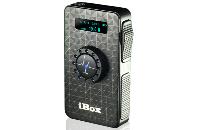 KIT - Vapros iBOX 25W - 1500mA VV/VW Sub Ohm ( Stainless ) image 3
