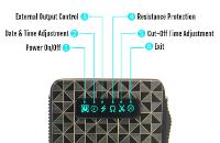KIT - Vapros iBOX 25W - 1500mA VV/VW Sub Ohm ( Stainless ) image 4