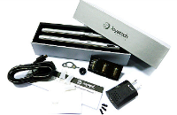 KIT - JOYETECH eCom 650mAh + 1000mA VV / VW Double Kit (Stainless) image 1