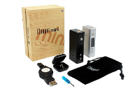KIT - Cloupor Mini 30W Sub Ohm - 18650 VV/VW ( Stainless ) image 1