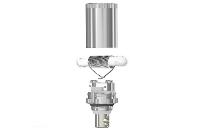 ATOMIZER - Joyetech Delta II RBA Head Kit image 3