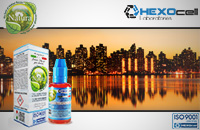 30ml MANHATTAN 9mg eLiquid (With Nicotine, Medium) - Natura eLiquid by HEXOcell image 1